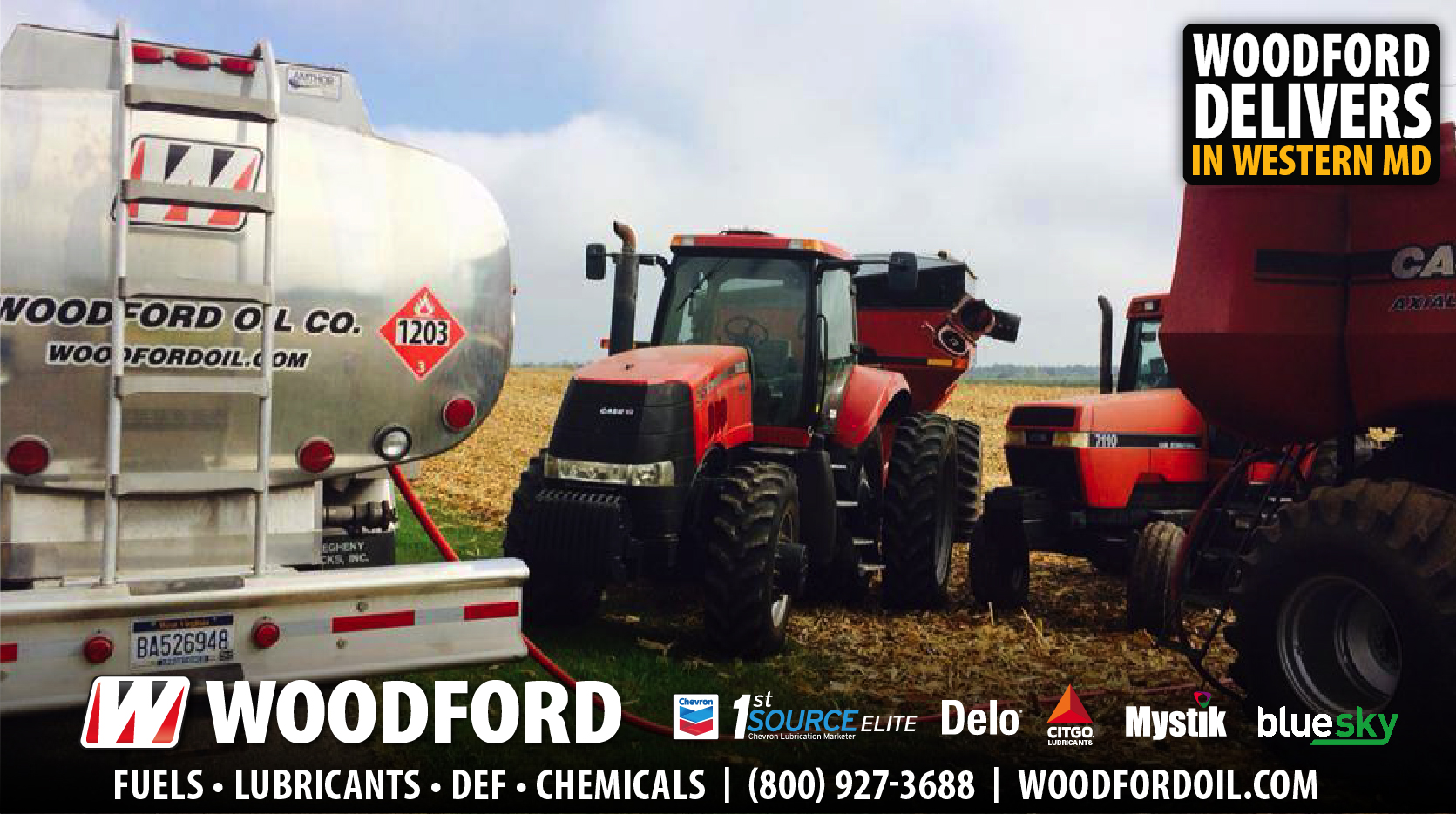 Lubricant Products & Services | Woodford Oil Co  | Fuel
