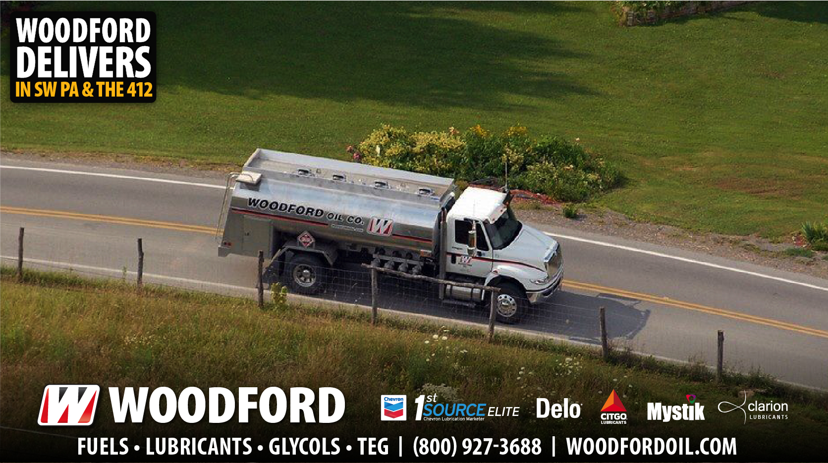 Fuels Overview | Woodford Oil Co  | Fuel & Lubricant Distributor