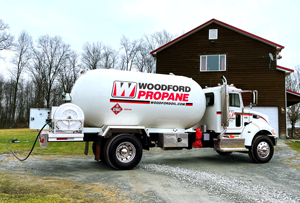 Woodford Residential Propane Delivery